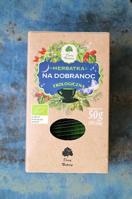 herbatka uspokajająca