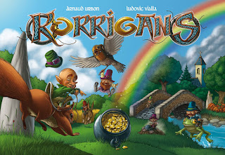 KORRIGANS (rainbow in a box)