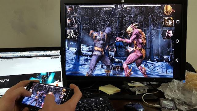 Aplikasi Live Streaming Games Mobile Tanpa Menggunakan Komputer