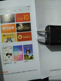 Panduan HP Xiaomi Redmi 2 Prime & kepala charger