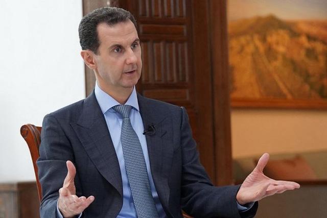 Kudeta terhadap Presiden Suriah  Bashar Al Assad