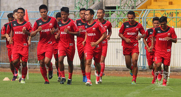 Madura United Yakin Bakal Kalahkan Bali United