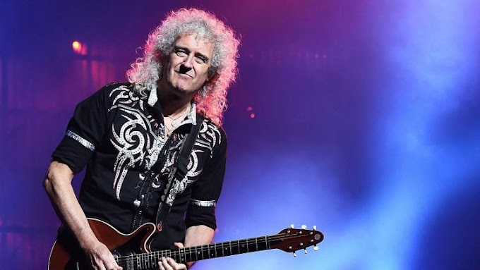 """PAREN TODO!!! Brian May arranca el año con nueva canción titulada """"New Horizons"""". Escuchala aquí."""