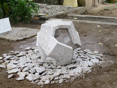 Granite Stone Sculpture