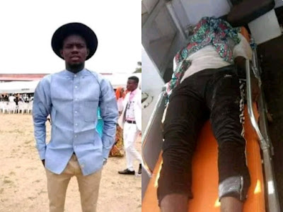 Kogi Election: INEC Trained Official And Kogi Poly Graduate Shot Dead By Political Thugs (Photos)