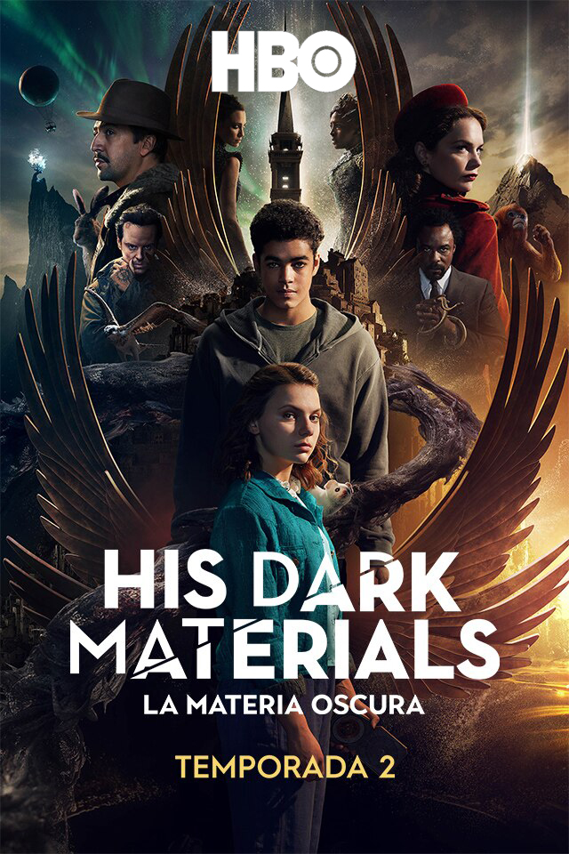 His Dark Materials (2020) Temporada 2 AMZN WEB-DL 1080p Latino