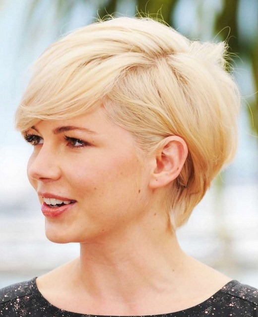 Incredible Short Hairstyles Ideas For Teenage Girls With Round Faces Female Short Hairstyles For Black Women Fulllsitofus