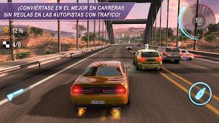 Descargar CarX Highway Racing MOD APK Dinero ilimitado 1.66.1 Gratis para Android 2020 3