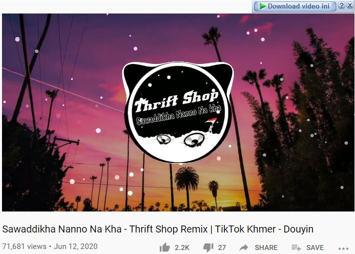 download lagu thrift shop tiktok Macklemore & Ryan Lewis
