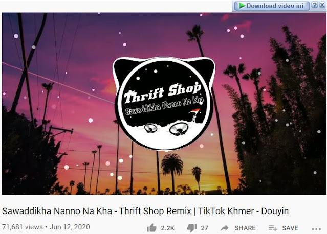 download lagu thrift shop tiktok Macklemore & Ryan Lewis