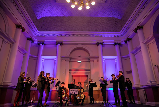 12 Ensemble at Shoreditch Town Hall