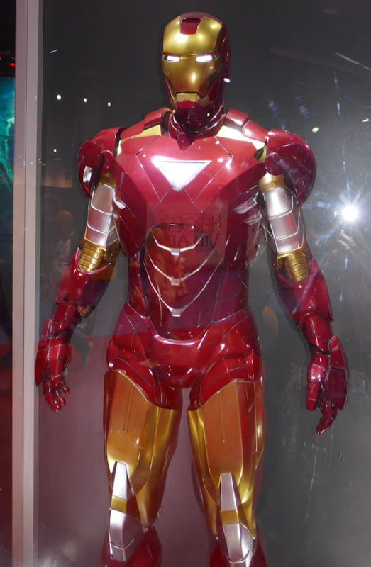 Iron Man Mark VI suit