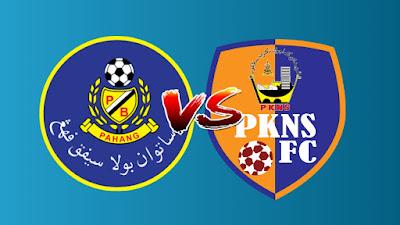 Live Streaming Pahang vs PKNS FC Liga Super 9.7.2019