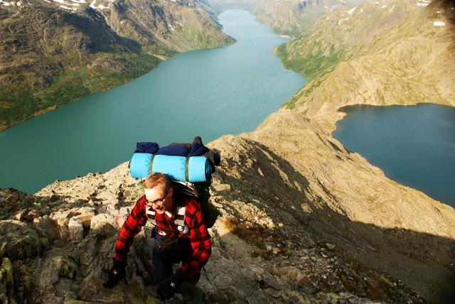 Vandra Besseggen - En guide