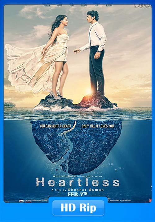 Heartless 2014 Hindi 720p HDRip x264 | 480p 300MB | 100MB HEVC