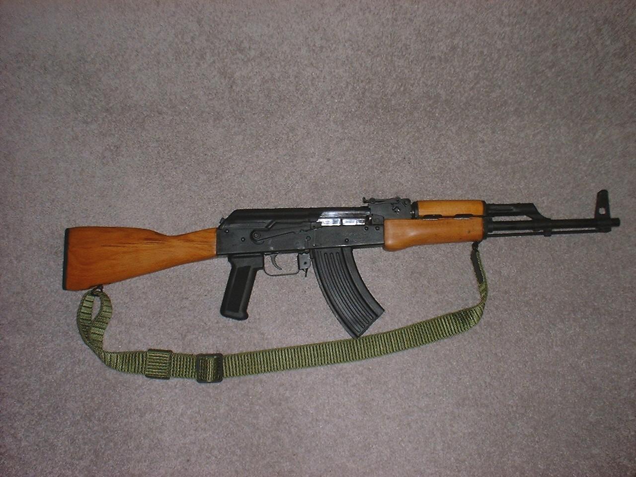 Guns Images 2013: Ak-47 Images
