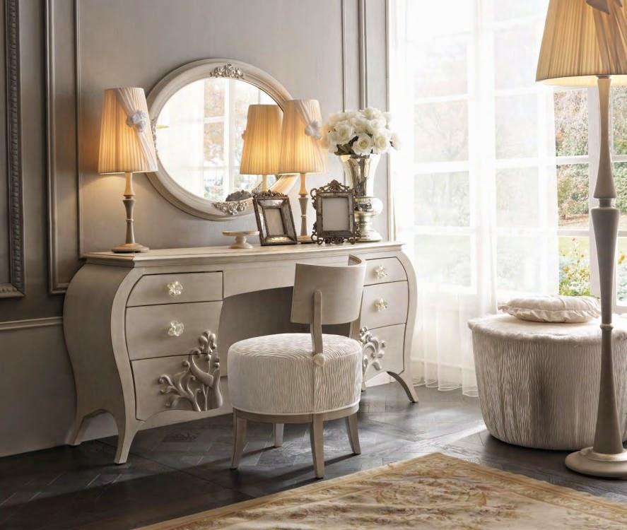 mobila italia de lux toaleta dormitor