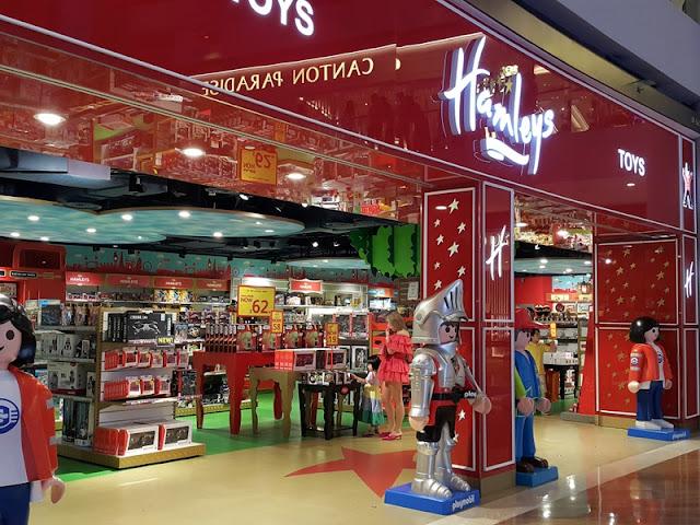 Onde comprar em Cingapura