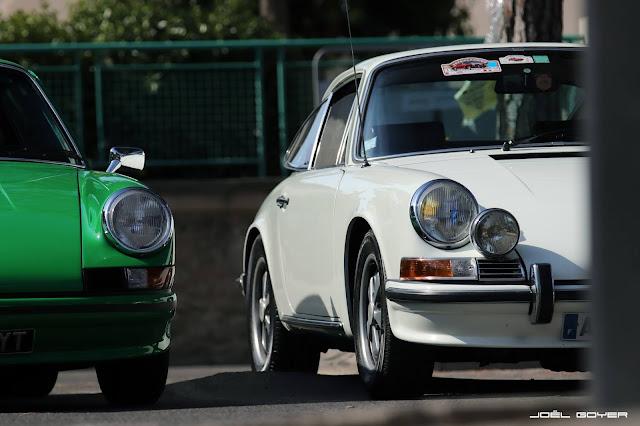Duo de Porsche Classic