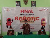 Adakan lomba Robotik dan Vlog,karena Madrasah Aliyah negeri 1 Ponorogo madrasah jago di bidang Robotik dan Vlog