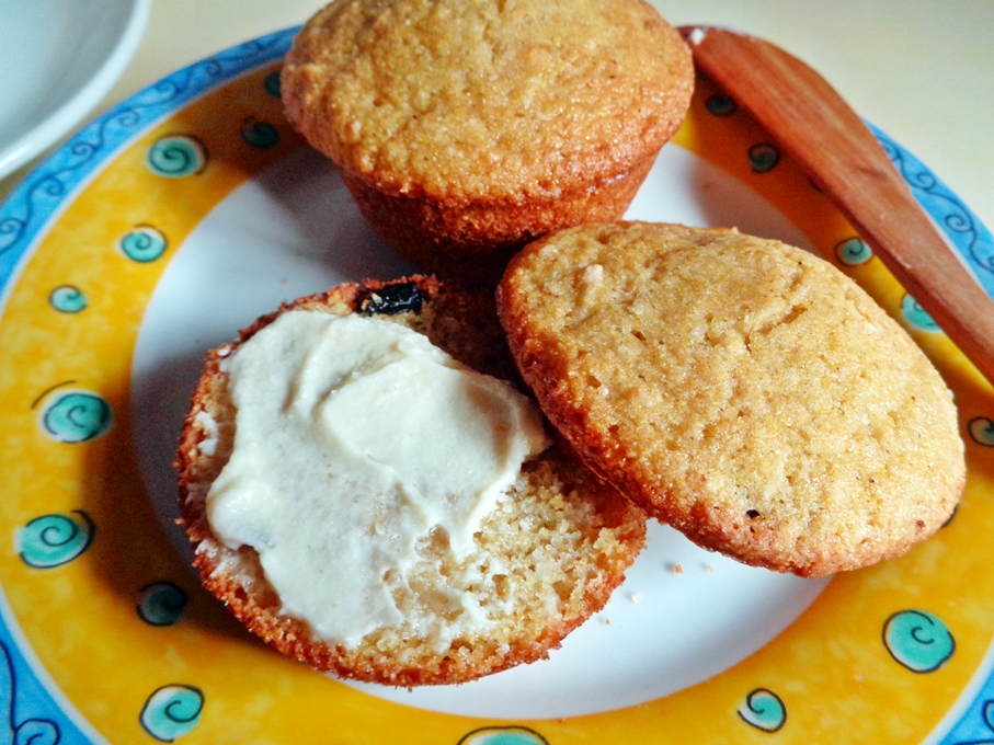 SWEET & TENDER VEGAN CORNMEAL MUFFINS WITH COCONUT ...