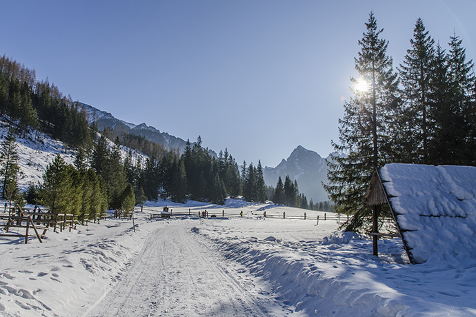 Wędrujemy... Dolina Białej Wody & Jaskinia Bielańska | Słowacja