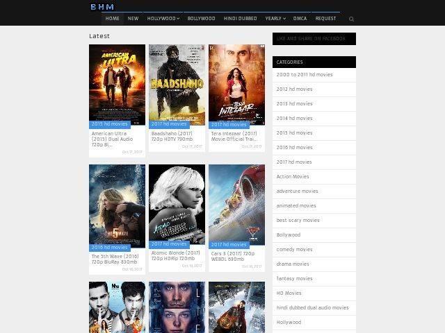 best hd movies site free