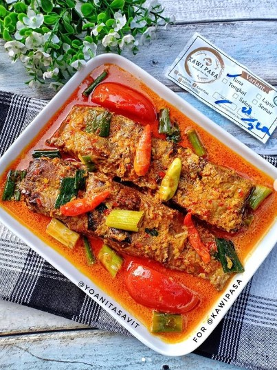 Resep Mangut Ikan : resep, mangut, Resep, Mangut
