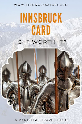Things to do with an Innsbruck Card