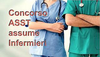 adessolavoro.com - concorso posti infermiere