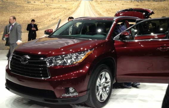 2018 Toyota Highlander Hybrid Release Date | Future Cars
