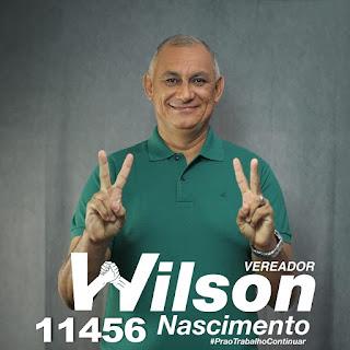 Em Sapé  agora é pra valer, vamos que vamos, comemora Wilson Nascimento ao confirmar candidatura á vereador.
