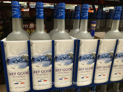 Sip, shoot, or mix drinks with Grey Goose Vodka