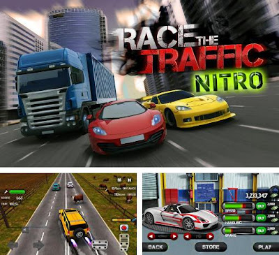 Game Traffic Racer