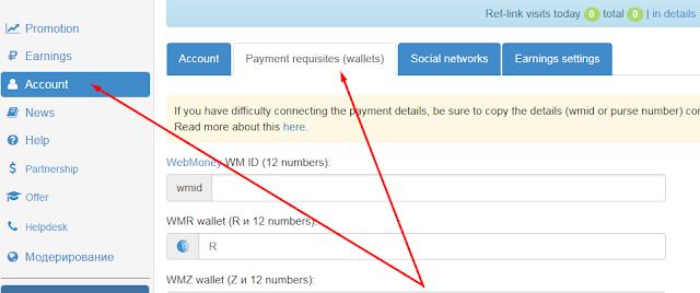 Cómo ganar dinero en el servicio IPweb