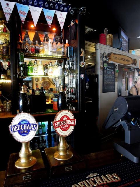 edynburski pub