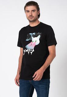 Diesel - Мъжка Тениска Just с щампа