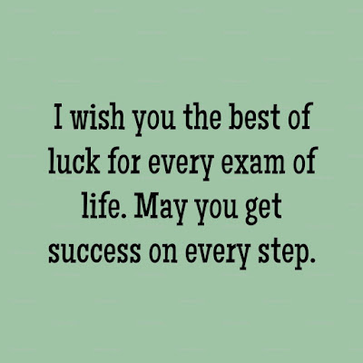 Best Wishes For Your Future Success