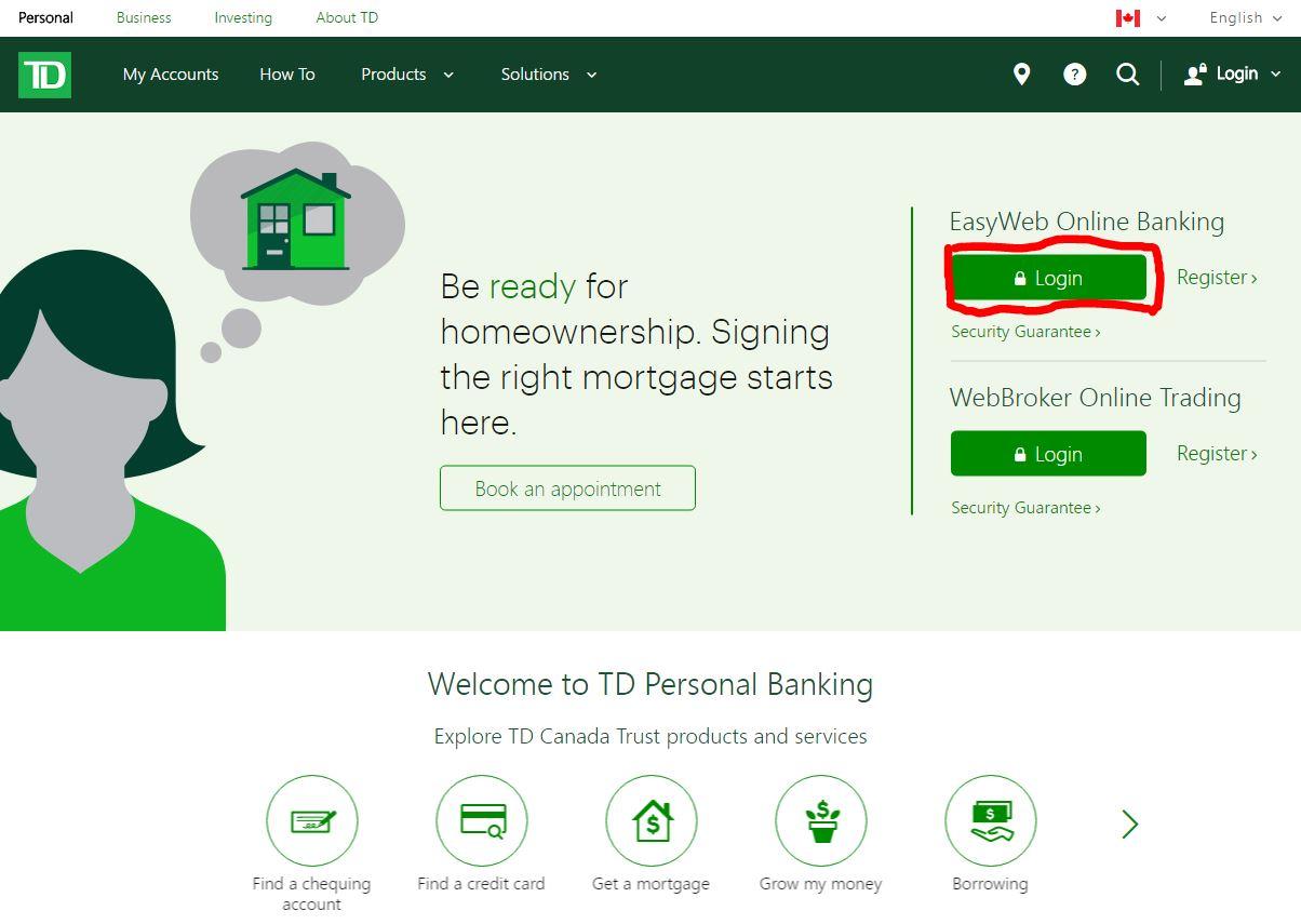 Jeonghwan Ju: Canada TD Bank e-Transfer 캐나다 TD은행 이메일 주소로