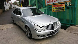 Dijual Cepat Aja...Mercedes Benz E280 Facelift thn 2008 FORM B