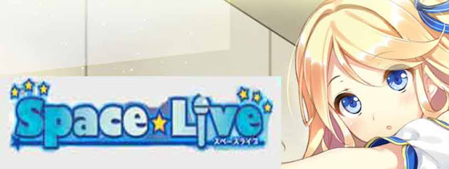 Download Game Visual Novel PC Space Live - Advent of the Net Idols