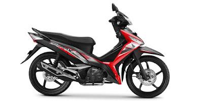 Hadirkan Warna Baru Honda Supra X 125, Dibanderol  Rp18,1 Juta