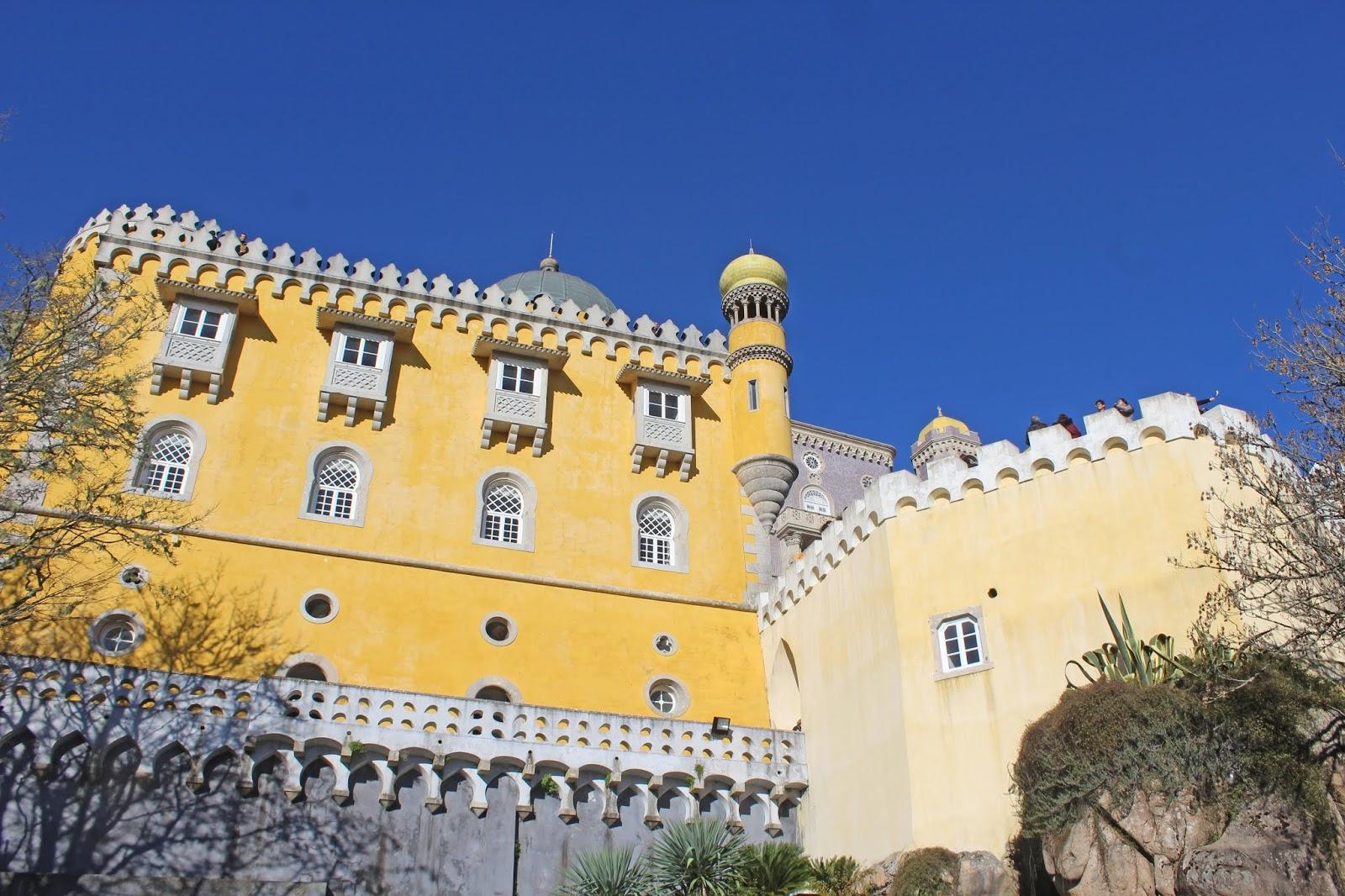 making restorations blog Portugal Sintra
