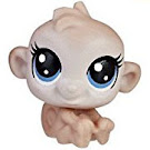 Littlest Pet Shop Series 1 Family Pack Bananas Monkeyford (#1-143) Pet
