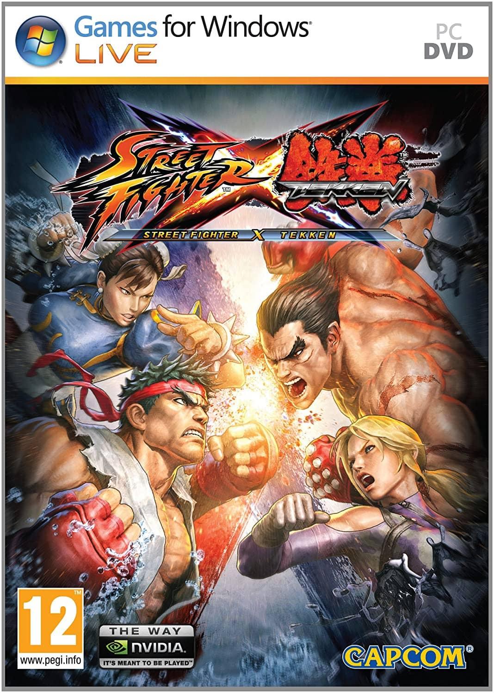 تحميل لعبة Street Fighter X Tekken للكمبيوتر