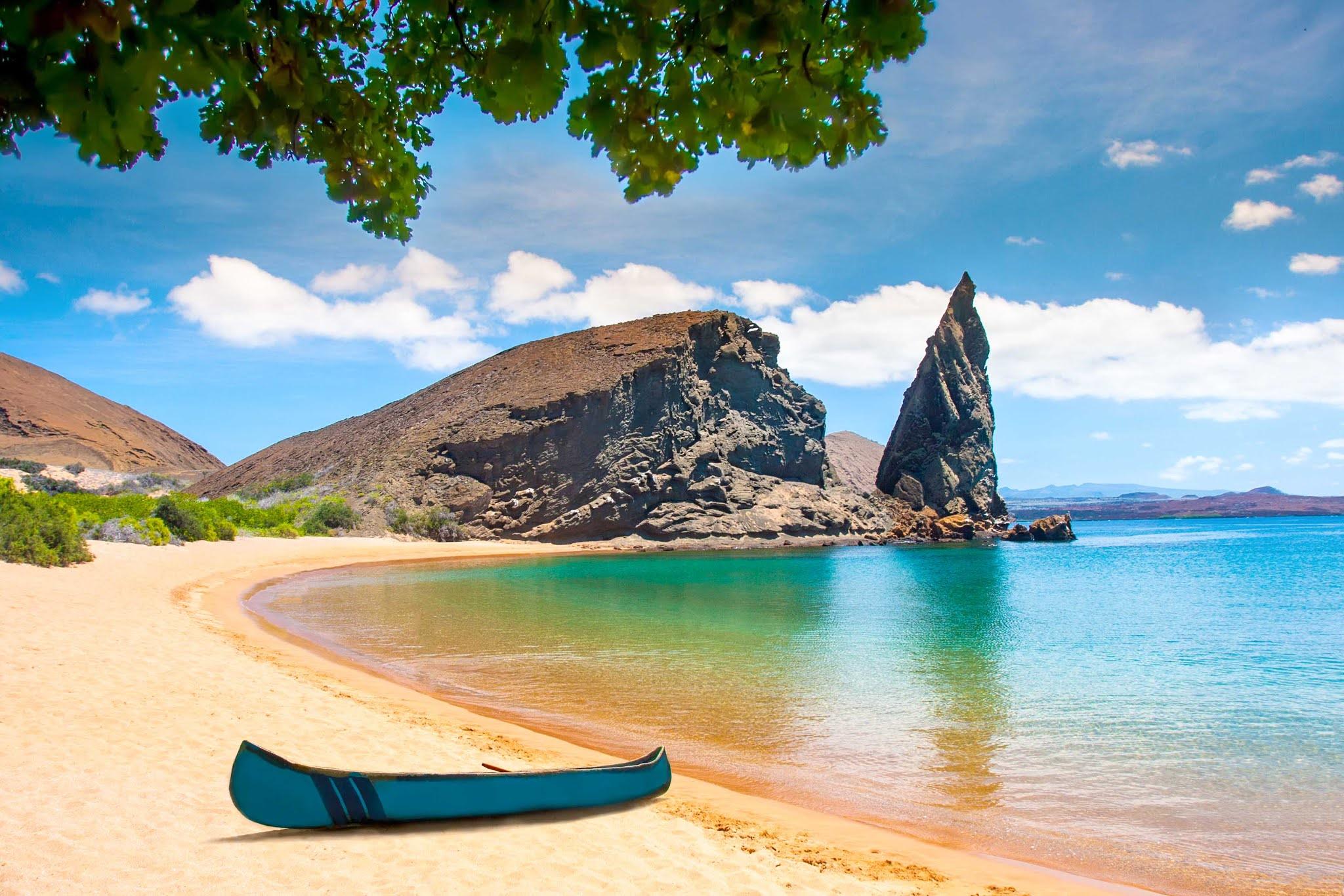 Остров Бартоломе на Галапагосских островах
