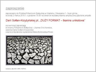 a2cefc414 Fwd: Wystawa na Ołowiance