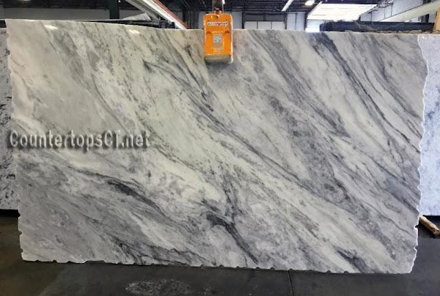 3cm Carrara Quartzite Approximate slab