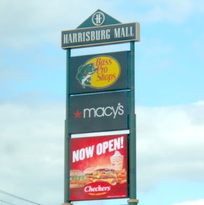 Harrisburg Mall in Harrisburg Pennsylvania
