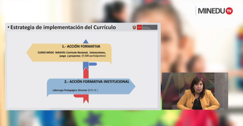 INTERACCIONES: Acciones que transforman a nuestros niños [VIDEO] www.minedu.gob.pe